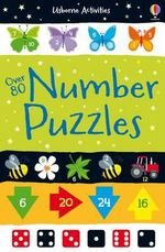 Over 80 Number Puzzles - Sarah Khan