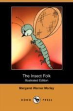 The Insect Folk (Illustrated Edition) (Dodo Press) - Margaret Warner Morley