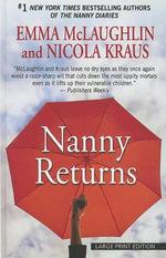 Nanny Returns - Emma McLaughlin