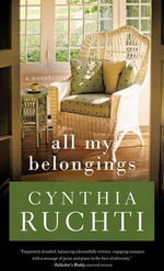 All My Belongings - Cynthia Ruchti