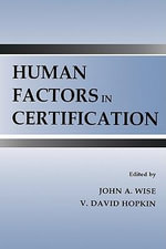 Human Factors in Certification - Lars R. Nystedt