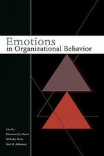 Emotions in Organizational Behavior - Charmine Ashkanasy