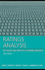 Ratings Analysis : Theory and Practice - James Webster