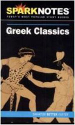 Greek Classics : Writing - Sparknotes Editors