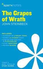 The Grapes of Wrath by John Steinbeck : SparkNotes Literature Guide