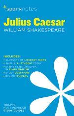 Julius Caesar by William Shakespeare : SparkNotes Literature Guide