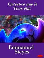 Qu'est-ce que le Tiers etat - Emmanuel Sieyes