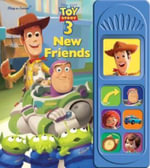 Toy Story 3 - Little Sound Book - Mark Rader
