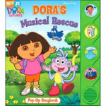 Dora's Musical Rescue Pop-up Sound Book : Dora the Explorer - Publications International