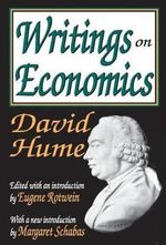 Writings on Economics - David Hume