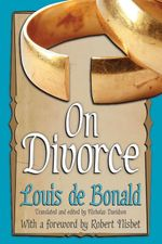 On Divorce - Louis de Bonald