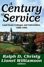 A Century of Service : Land-Grant Colleges and Universities, 1890-1900