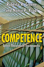 Competence : Theoretical Frameworks - Nancy P. Kropf