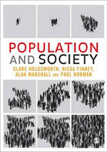 Population and Society - Paul Williamson