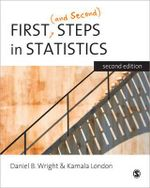 First (and Second) Steps in Statistics - Daniel B. Wright