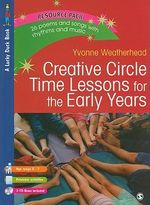 Creative Circle Time for Early Years - Yvonne Weatherhead