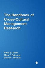 The Handbook of Cross-Cultural Management Research - Peter B. Smith