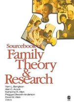 Sourcebook of Family Theory and Research - Vern L. Bengtson