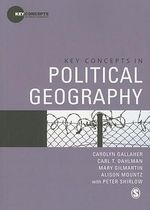 Key Concepts in Political Geography - Carolyn Gallaher