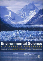 Environmental Sciences : A Student's Companion - K.J. Gregory