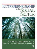 Entrepreneurship in the Social Sector - Jane C. Wei-Skillern