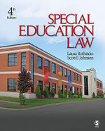 Special Education Law - Laura F. Rothstein