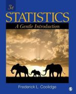 Statistics : A Gentle Introduction - Frederick L. Coolidge