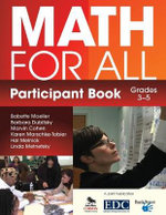 Math for All Participant Book (3-5) - Linda Metnetsky