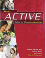 ACTIVE Skills for Communication 1 : Active Skills for Communication - Chuck Sandy