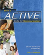 ACTIVE Skills for Communication : Book 2 - Chuck Sandy