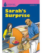 Sarahs Surprise : Level 1.1 - Rob Waring