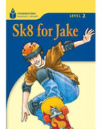 Sk8 for Jake : Level 2.1 - Rob Waring
