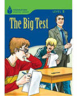 The Big Test : Level 5.2 - Rob Waring