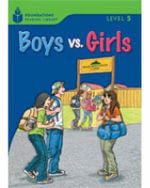 Boys Vs.Girls : Level 5.4 - Rob Waring