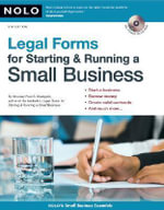 Legal Forms for Starting & Running a Small Business : Negotiate the Best Lease for Your Business - Fred Steingold