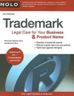 Trademark : Legal Care for Your Business & Product Name - Attorney Stephen Elias