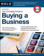 The Complete Guide to Buying a Business : Complete Guide to Selling a Business - Attorney Fred S Steingold