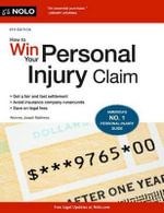How to Win Your Personal Injury Claim : How to Win Your Personal Injury Claim - Joseph Matthews