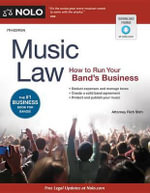 Music Law : How to Run Your Band's Business - Richard, Attorney Stim