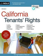 California Tenants' Rights : Third Edition - Attorney Janet Portman