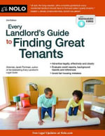 Every Landlord's Guide to Finding Great Tenants - Attorney Janet Portman