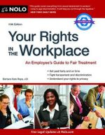 Your Rights in the Workplace - Barbara Kate Repa