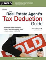 The Real Estate Agent's Tax Deduction Guide - Attorney Stephen Fishman