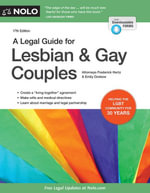 A Legal Guide for Lesbian & Gay Couples - Frederick Hertz