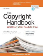 The Copyright Handbook : What Every Writer Needs to Know - Stephen Fishman, J.D.