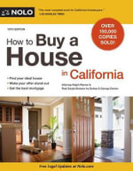 How to Buy a House in California - Ralph Warner, Attorney
