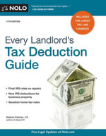Every Landlord's Tax Deduction Guide - Stephen Fishman