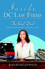 Inside DC Law Firms : The Real Deal - Jean Renee Johnson