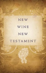 New Wine New Testament : What to Do When the Old Ways No Longer Work - Mark Phillips