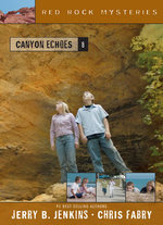 Canyon Echoes : Red Rock Mysteries (Paperback) - Jerry B. Jenkins